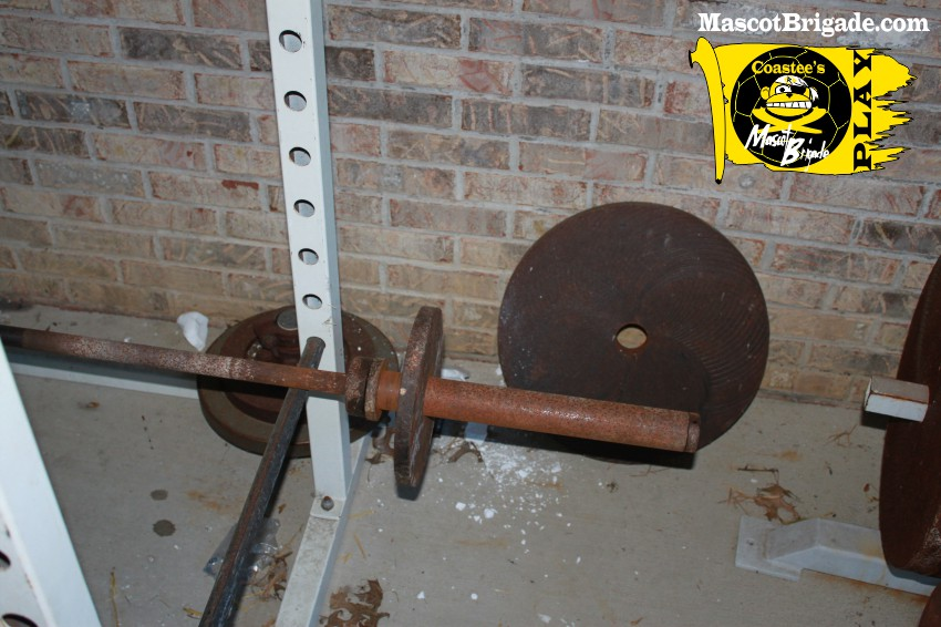 weights MascotBrigade Coastee