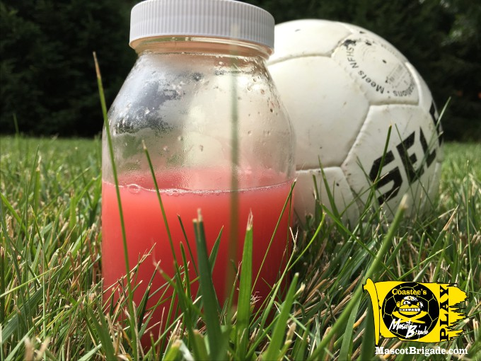 MascotBrigade Coastee hydration watermelon Sports Drink
