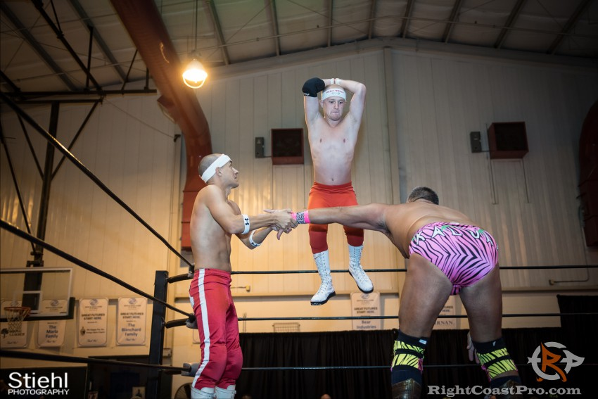heavyweights 3 RCP31 RightCoast Pro Wrestling Delaware Event