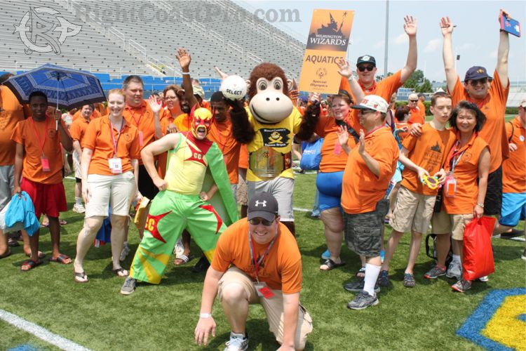 Special Olympics4 RightCoastPro Wrestling Delaware Sports Entertainment
