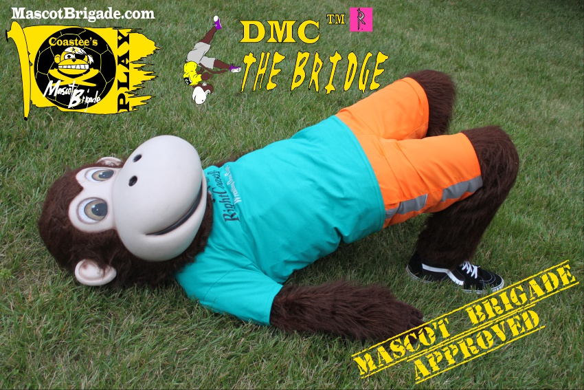 Mascot Fitness Tip: DMC Bridge