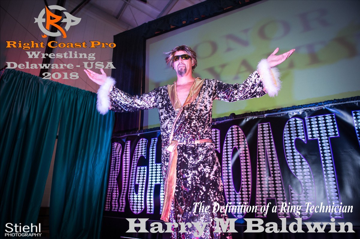 Baldwin Harry 2018 Roster RightCoastPro Wrestling Delaware