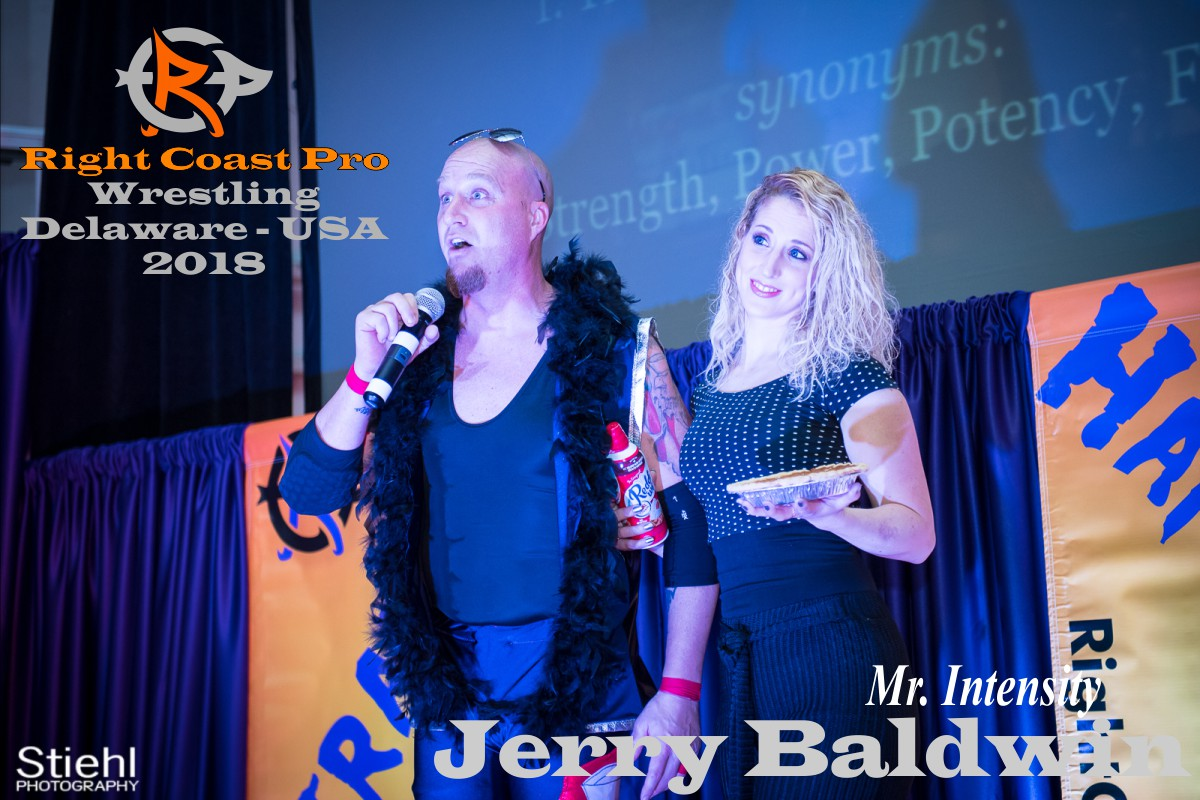 Baldwin Jerry 2018 Roster RightCoastPro Wrestling Delaware