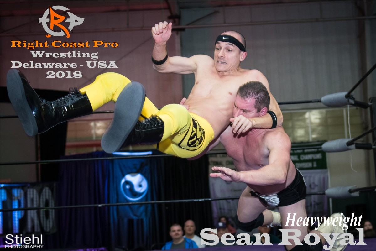 Royal 2018 Roster RightCoastPro Wrestling Delaware