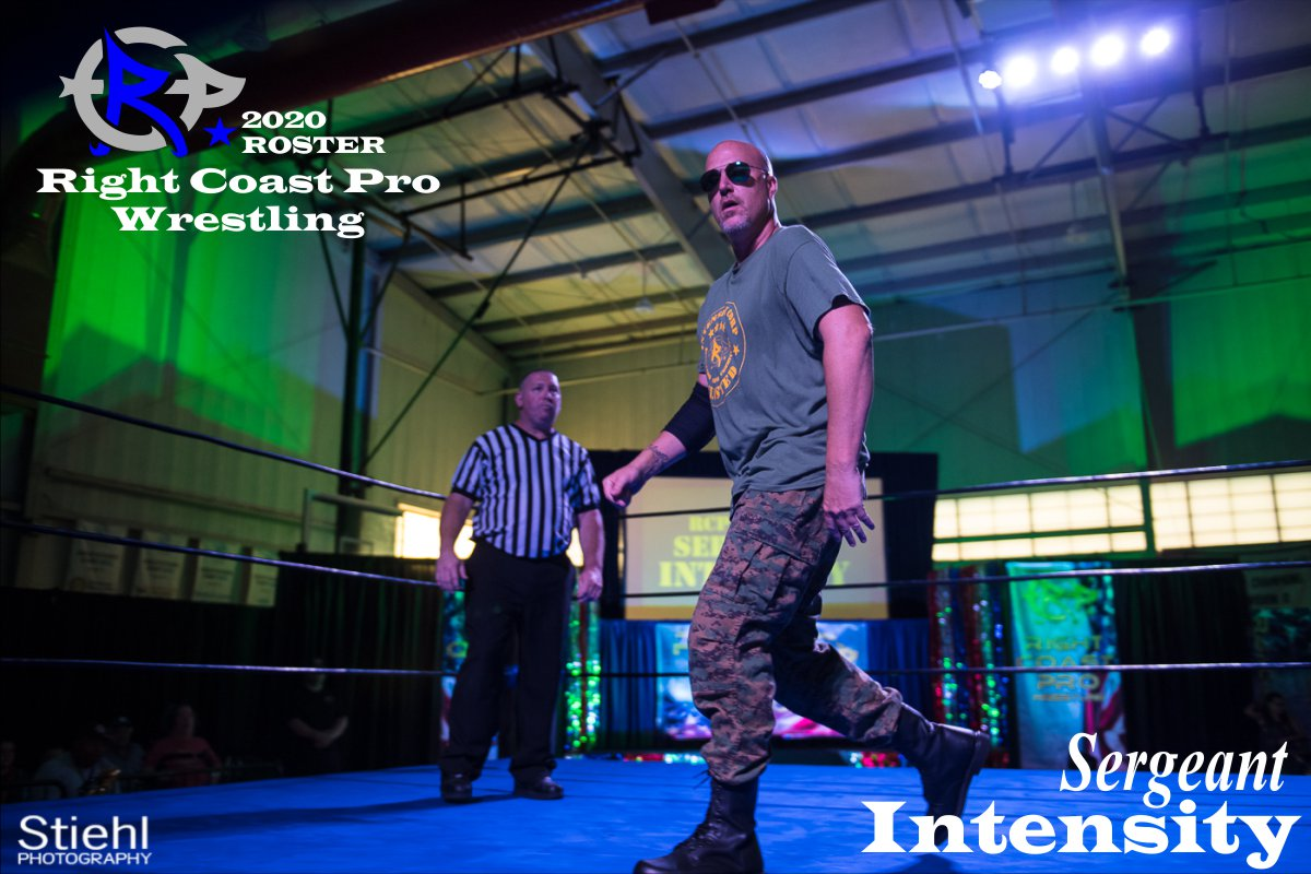 SergeantIntensity RightCoastPro Army April2019