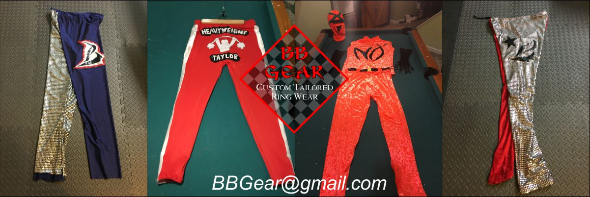 BBRear ProWrestling Costumes RCP 1