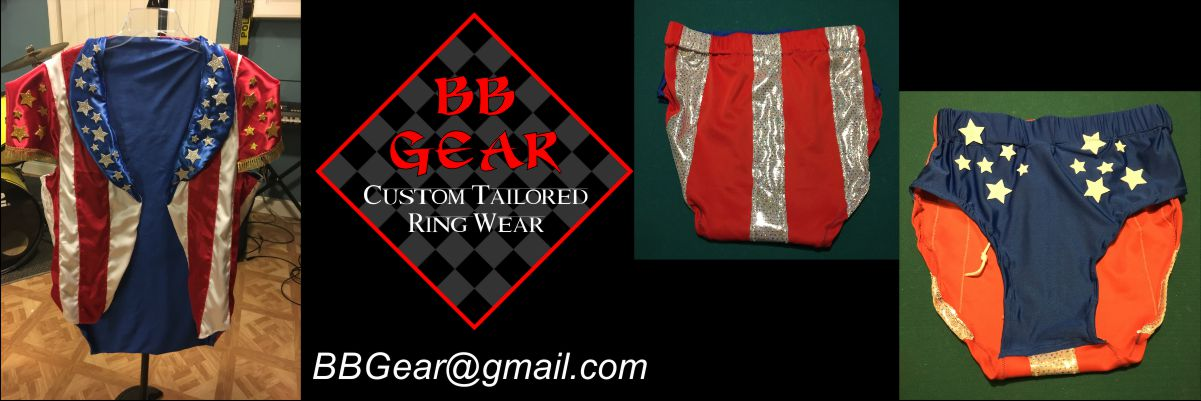 BBRear ProWrestling Costumes RCP 2