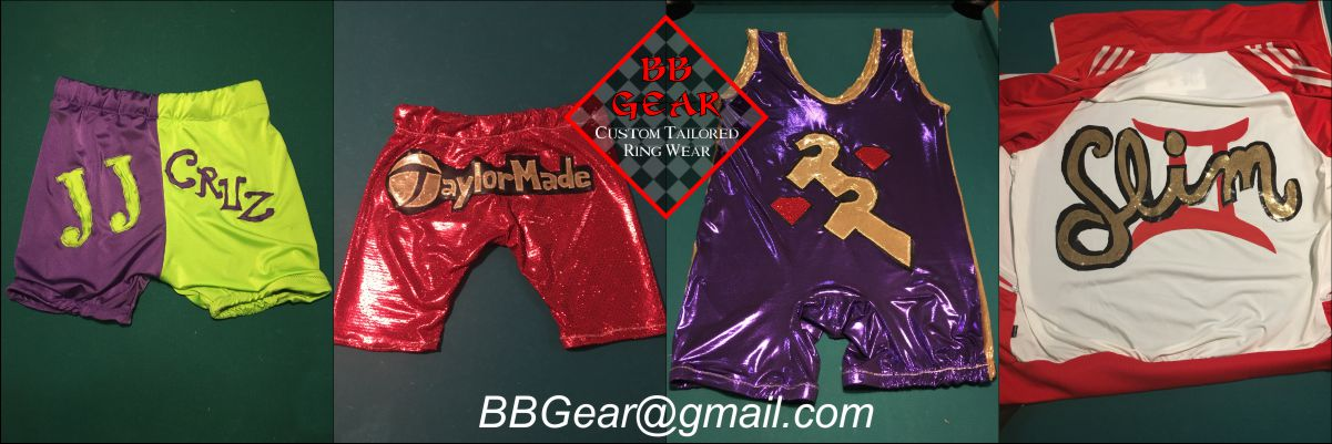 BBRear ProWrestling Costumes RCP 8