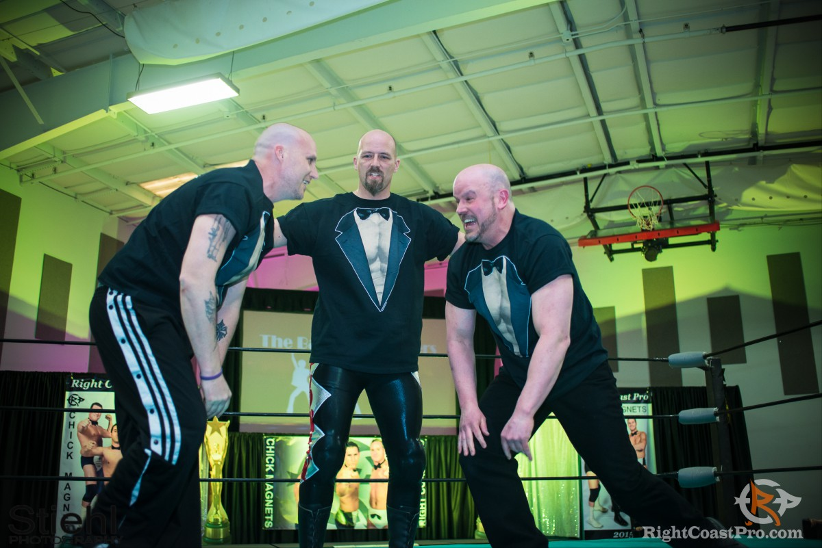 Baldwin Brothers B TagTeam Champions RightCoast Pro Wrestling Delaware