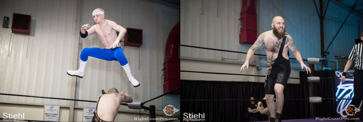 TagTitle 2 RCP34 RightCoast Pro Wrestling Delaware Event