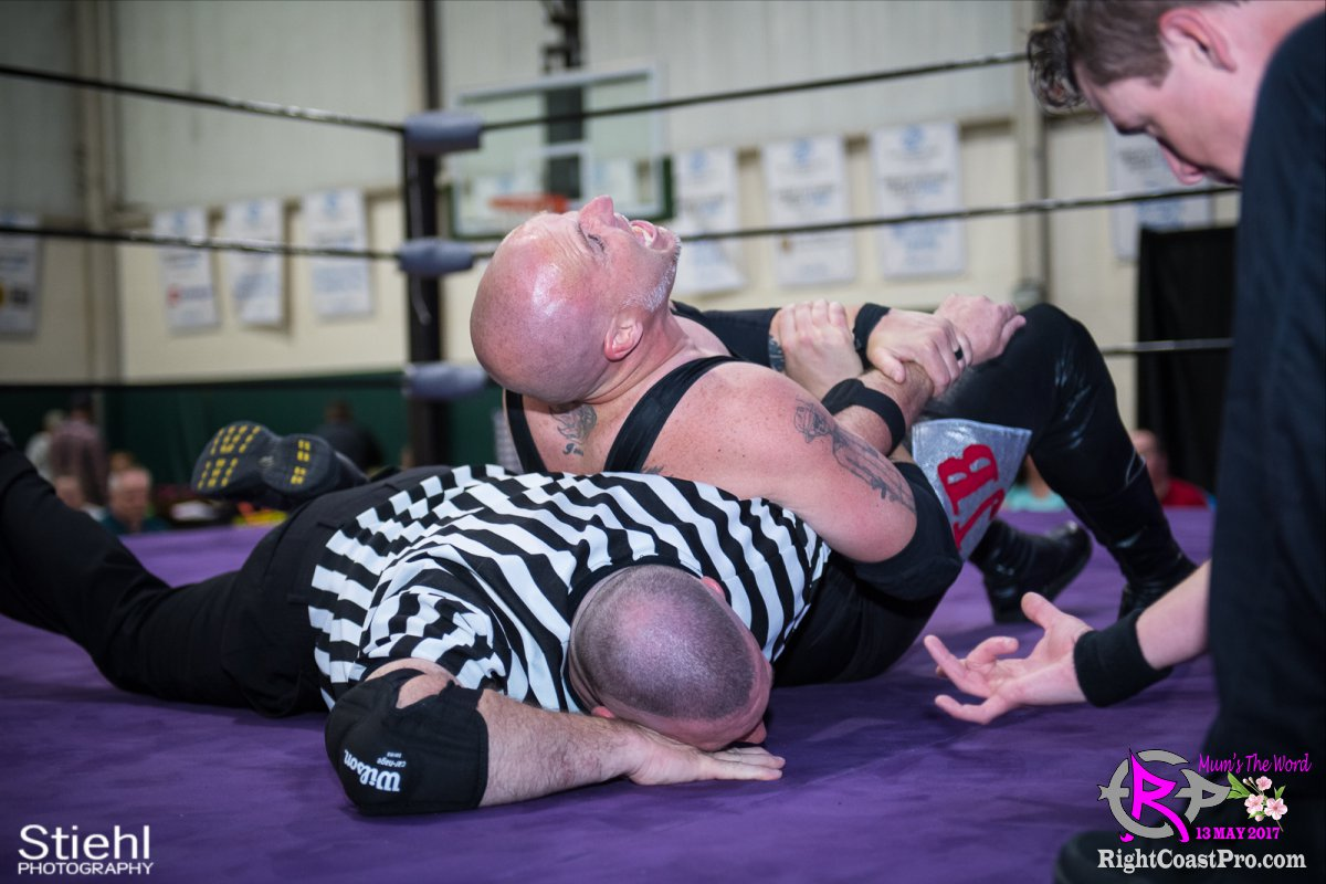 JerryBaldwin C RCP36 RightCoast ProWrestling Delaware Entertainment Event