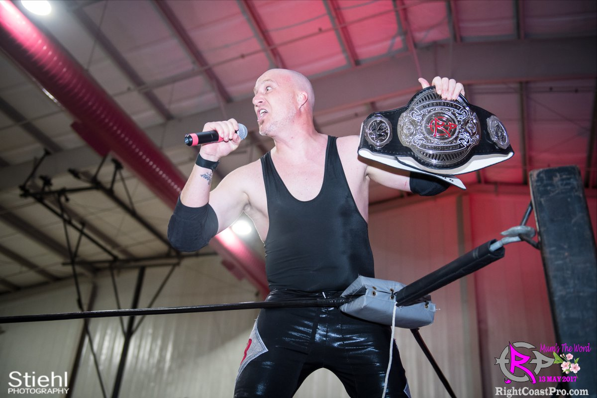 JerryBaldwin D RCP36 RightCoast ProWrestling Delaware Entertainment Event