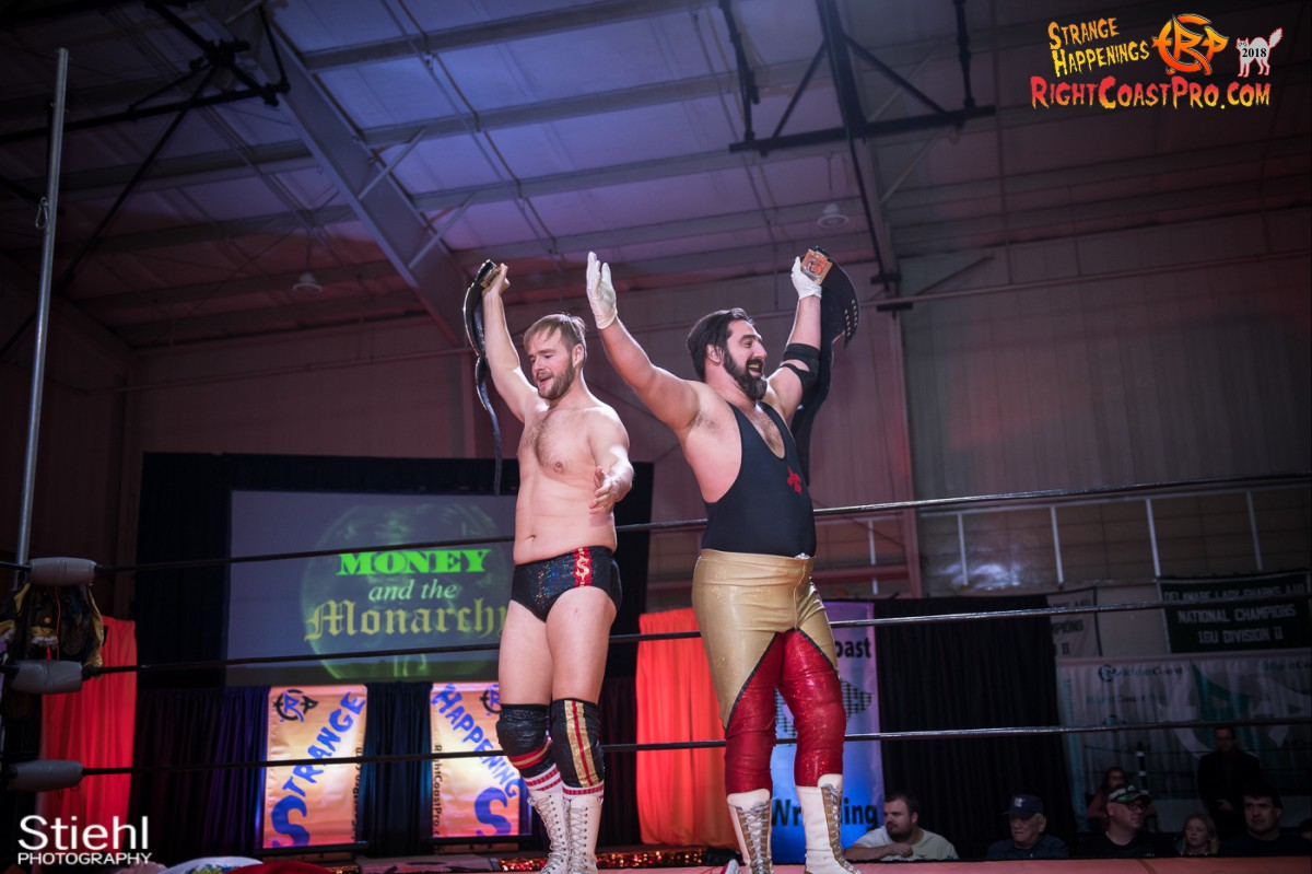 25 MM KRAZYKIDS RCP49 RIGHTCOASTPRO WRESTLING DELAWARE