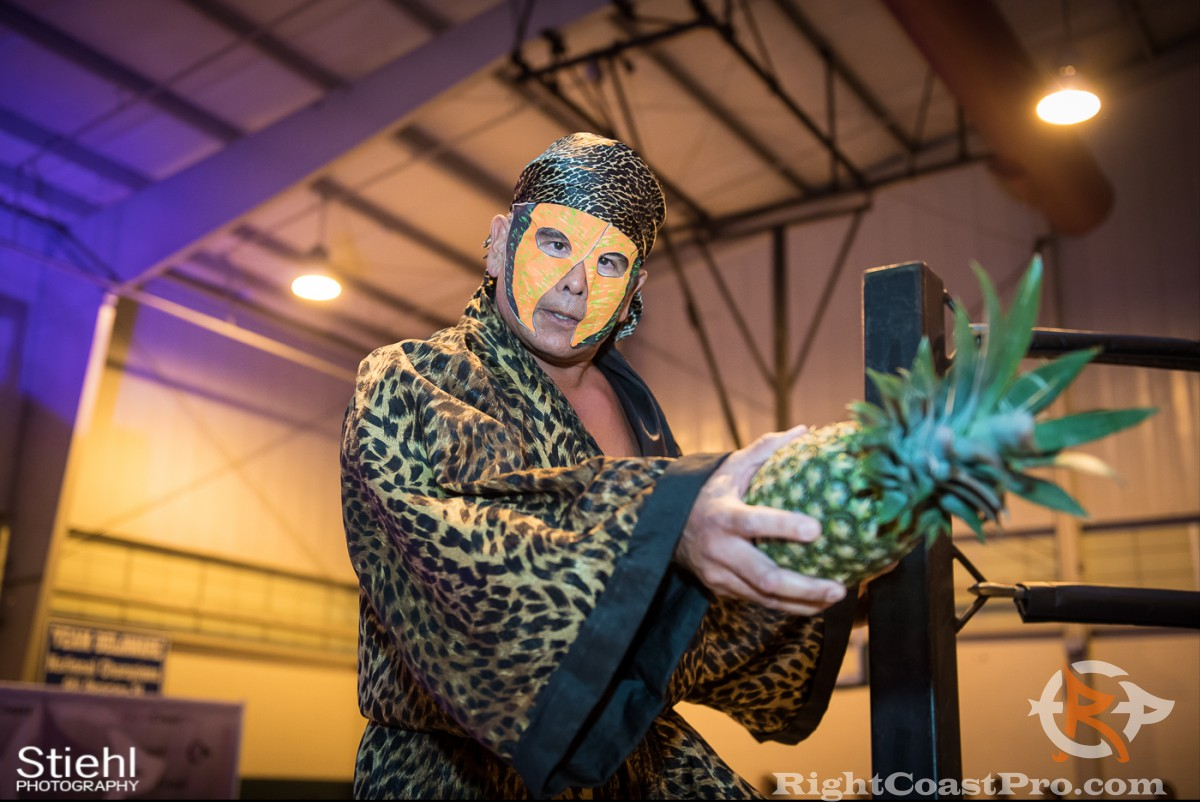 King Kaluha c RightCoastPro Wrestling Delaware