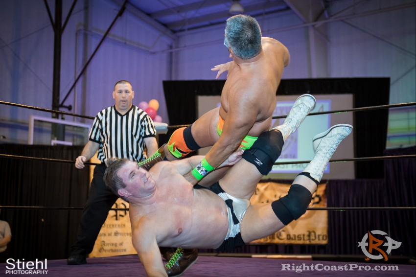 Mozart Fontaine 1 RightCoastPro Wrestling Delaware