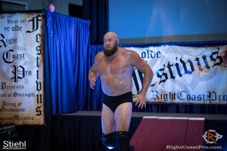 BigGeneSnitsky 2 RightCoastPro Wrestling Delaware