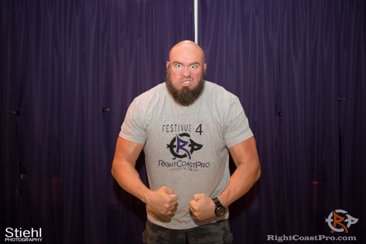 BigGeneSnitsky goodlooks RightCoastPro Wrestling Delaware