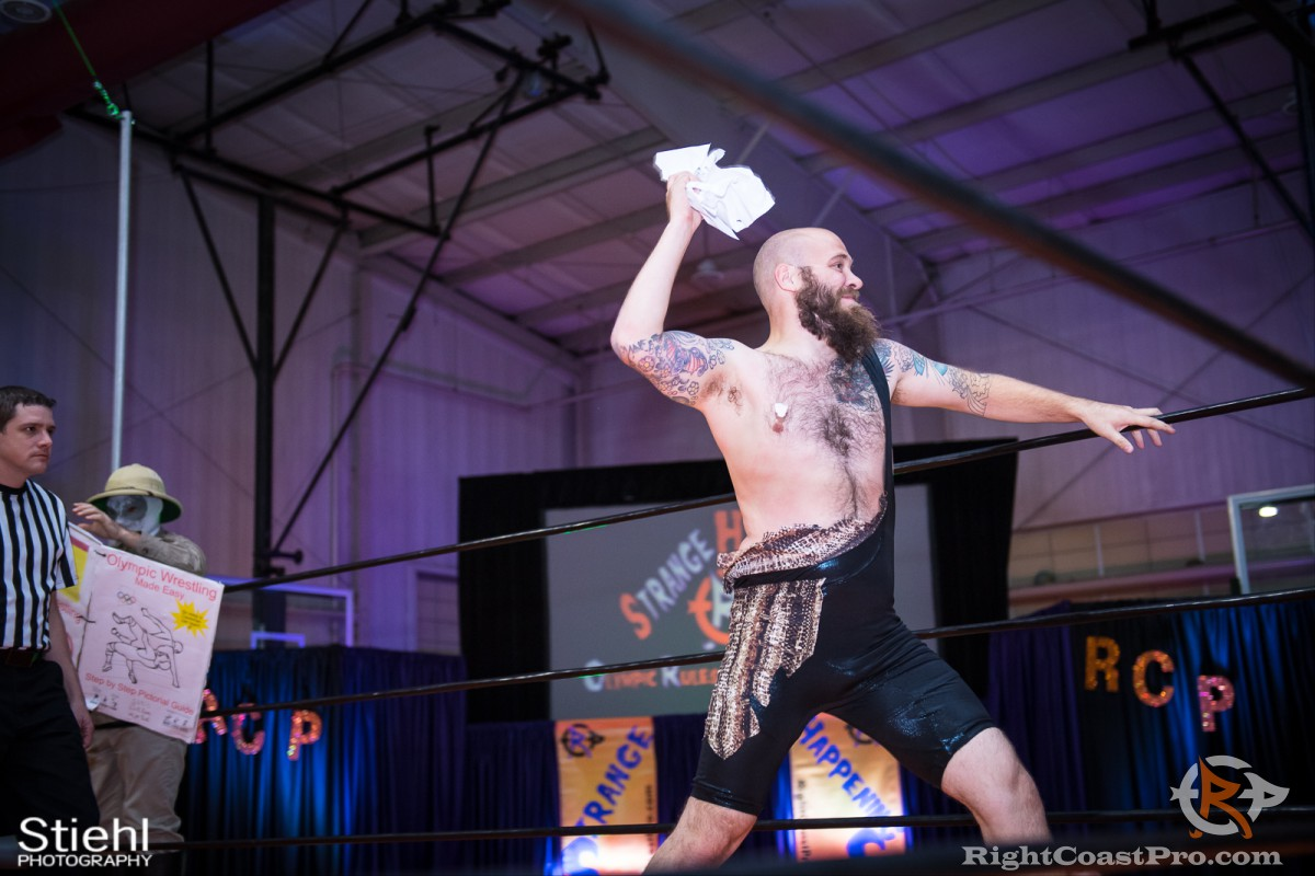 WCW C RCP33 RightCoast Pro Wrestling Delaware Event